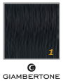 Giambertone Unlimited Keratine Extensions 50 cm # 1