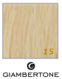 Giambertone Unlimited Keratine Extensions 50 cm # 15