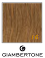 Giambertone Glamour Extensions 50 cm # 16