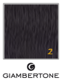 Giambertone Unlimited Keratine Extensions 50 cm # 2