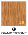 Giambertone Glamour Extensions 50 cm # 29