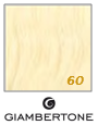 Giambertone Unlimited Keratine Extensions 50 cm # 60
