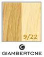 Giambertone Unlimited Keratine Extensions 50 cm # 9/22