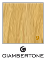 Giambertone Unlimited Keratine Extensions 50 cm # 9
