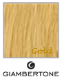 Giambertone Glamour Extensions 50 cm # gold